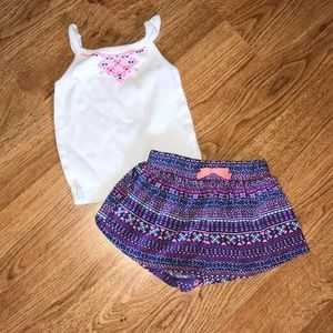 Carter's Tank + Shorts Set | 18 months